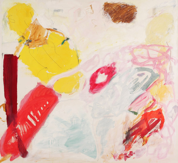 Untitled 63, 30.11. -  02.12.1988, 13.12. - 14.12.1988, 200 x 217 cm
